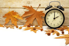 Autumn Time Change Image stock