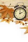 Autumn Time Change Fotografia Stock Libera da Diritti