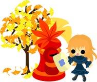 An autumn time Royalty Free Stock Photos