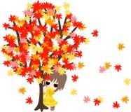 An autumn time Stock Image