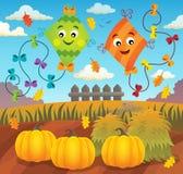 Autumn topic image 1 Royalty Free Stock Photo