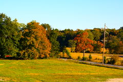 Autumn Travel Fotografia de Stock Royalty Free
