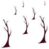 Autumn Tree Vector Illustration. Stock Photo