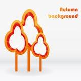 Autumn tress Royalty Free Stock Photos