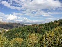 Autumn in Tsakhkadzor, Armenia Stock Image