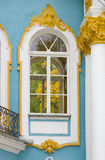 Autumn in Tsarskoe selo Stock Image
