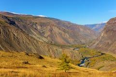 Autumn Valley Images libres de droits