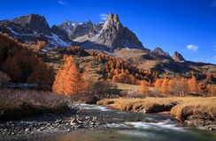 Autumn Valley photo libre de droits