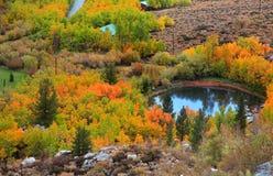Autumn Valley Royalty Free Stock Photo