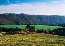 Autumn Valley fotos de stock royalty free