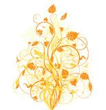 Autumn vector design Stock Image