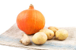 Autumn vegetable Royalty Free Stock Images