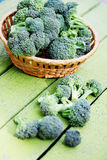 Autumn vegetables-broccoli Royalty Free Stock Images