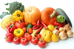 Autumn veggies Royalty Free Stock Image