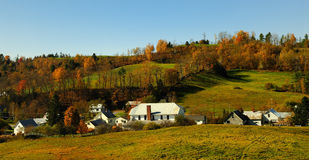 Autumn in Vermont Royalty Free Stock Image