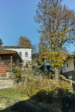 Autumn view of Architectural and historical reserve of village of Bozhentsi, Bulgaria Stock Photography