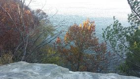 Autumn View at Starved Rock Stock Photography