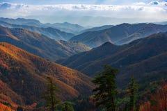 Autumn Vista Imagenes de archivo