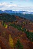 Autumn Vista Fotografía de archivo libre de regalías
