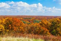 Autumn Vista Royalty Free Stock Photo