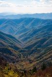 Autumn vista Stock Photography