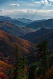 Autumn vista Stock Photos