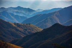 Autumn vista Stock Photo