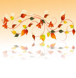 Autumn wallpape Royalty Free Stock Photos
