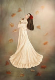 Autumn Waltz Royalty Free Stock Photos
