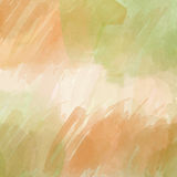 Autumn watercolor background Royalty Free Stock Images