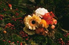 Free Autumn Wedding Bouquet Royalty Free Stock Photo - 87466445