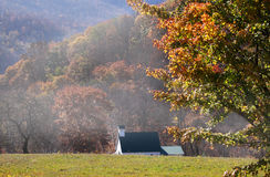 Autumn in West Virginia royalty free stock images