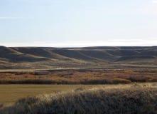 Autumn Western Landscape Stock Foto's