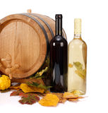 Autumn wine Stock Photos