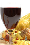 Autumn Wine Royalty Free Stock Images