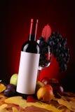 Autumn wine Stock Image