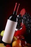 Autumn wine Royalty Free Stock Image