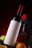 Autumn wine Royalty Free Stock Photography