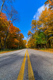 Autumn in Wisconsin Stock Photo