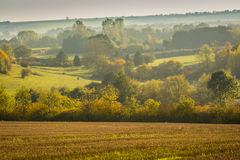 Autumn Wolds Arkivbilder