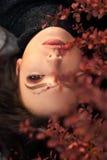 Autumn Woman Portrait. Royalty Free Stock Image