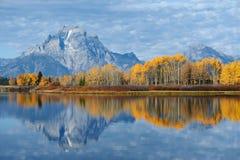 Autumn in Yellowstone Stock Image