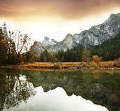 Autumn in Yosemite Royalty Free Stock Image