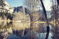 Autumn in Yosemite Royalty Free Stock Photography
