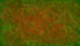 Autumnal background. Abstract green and orange seasonal background Stock Photos