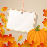 Autumnal Background Stock Photos