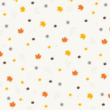 Autumnal background. For  your design Royalty Free Stock Photos