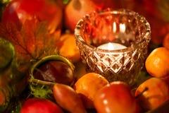Autumnal decoration Royalty Free Stock Photos