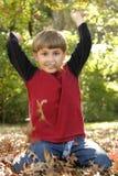 Autumnal Fun Royalty Free Stock Photos