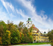 Autumnal Munich Stock Images